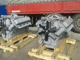 Двигатель ЯМЗ 236М2-1000186-52