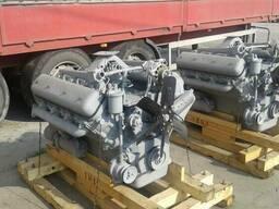 Двигатель ЯМЗ 236М2-1000187