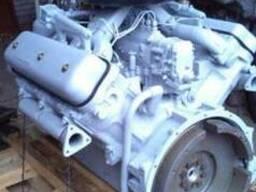 Двигатель ЯМЗ 236М2-4