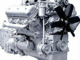 Двигатель ЯМЗ-236М2-59