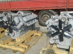 Двигатель ЯМЗ 236М2-1000017