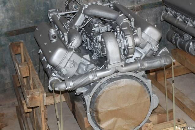Двигатель ЯМЗ-238 Д(330л. с. )