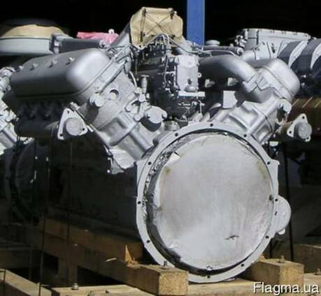 Двигатель 238Б-1000063
