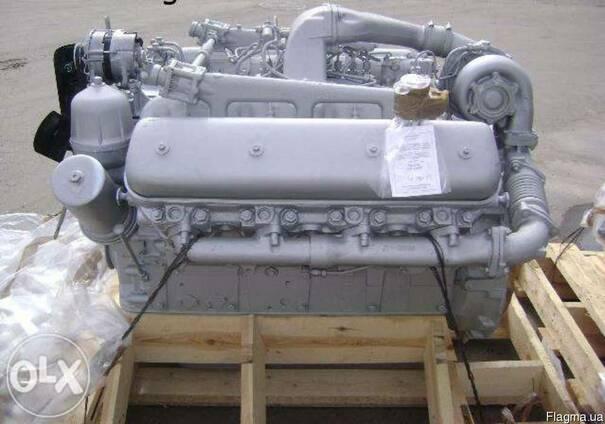 Двигатель ЯМЗ 238Д-1 СуперМАЗ