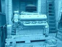 Двигатель ЯМЗ 238М2-10 на снегоочистители ДЭ-210Б-1М