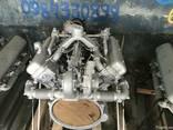 Двигатель ЯМЗ 238М2-1000021 МАЗ (240л. с. ) с КПП - фото 1