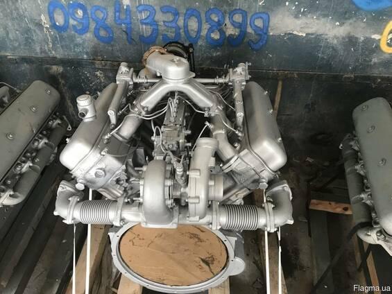 Двигатель ЯМЗ 238М2-1000021 МАЗ (240л. с. ) с КПП