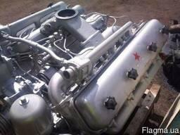 Двигатель ЯМЗ 238М2-1000066