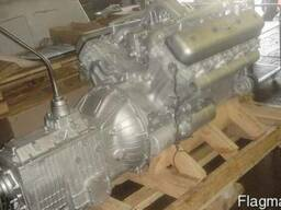 Двигатель ЯМЗ 238М2-1000186