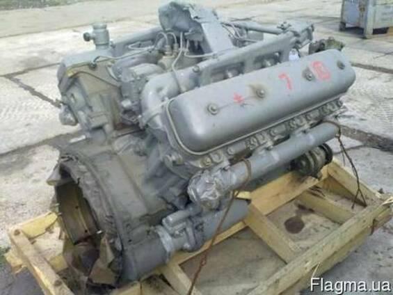 Двигатель 238М2-1000186-51