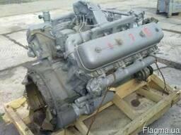 Двигатель ЯМЗ 238М2-1000186-51