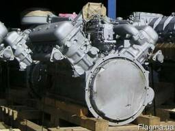 Двигатель ЯМЗ 238М2-1000190