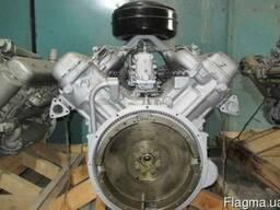 Двигатель ЯМЗ 238М2-1000257