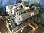 Двигатель ЯМЗ 238М2 - фото 2
