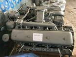 Двигатель ЯМЗ 238М2 - фото 1