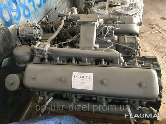 Двигатель ЯМЗ 238М2