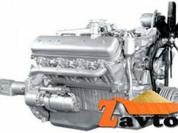 Двигатель ЯМЗ-238М2-4