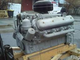 Двигатель ЯМЗ 238М2-4 для автомобиля КрАЗ