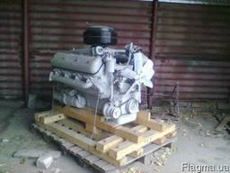 Двигатель ЯМЗ 238М2-5 для автомобиля МАЗ