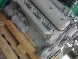 Двигатель ЯМЗ 238М2-5 на лесовоз МАЗ-543400