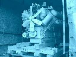 Двигатель ЯМЗ-238М2-6 на автомобили, шасси «Урал-432007-31»