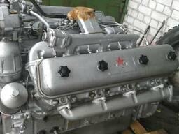 Двигатель ЯМЗ-238М2 с хранения