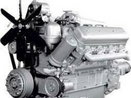Двигатель ЯМЗ-238М2 (V8)