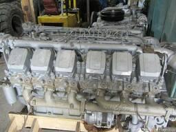 Двигатель ЯМЗ-240НМ2(500л. с. )турбированный