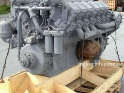 Двигатель ЯМЗ 240НМ2 500л. с