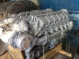 Двигатель ЯМЗ 240НМ2 (500л. с. )