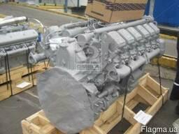 Двигатель ЯМЗ-240НМ2(500л.с.)турбодизель для БелАЗ
