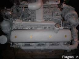 Двигатель ЯМЗ-7511.10-01 на шасси МЗКТ-65272