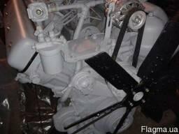 Новый двигатель ЯМЗ-7511. 10-06 на МАЗ-533608