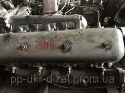Двигатель ЯМЗ 7511. 10
