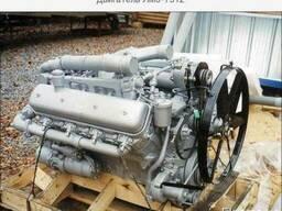 Двигатель ЯМЗ-7512