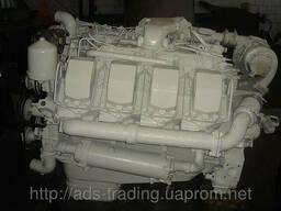 Двигатель ЯМЗ-8421. 10