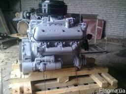 Двигатель ямз236м2 на лесовозы МАЗ-54341