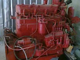 Двигатель ЮМЗ Д-65 - Дизель