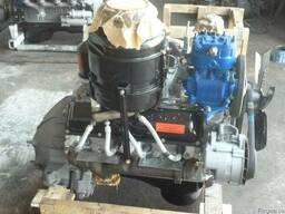 Двигатель ЗИЛ-130, ГАЗ-53