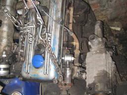 Двигатель ЗМЗ - 405 с кпп на Газель