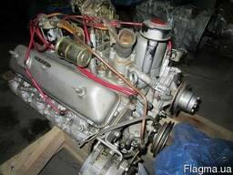 Двигатель ЗМЗ-41 (ГАЗ-53, 66 форсированный)