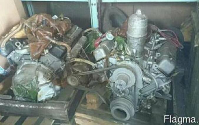 Двигатель ЗМЗ 513.1000400 для ПАЗ. Двигатель ГАЗ-66