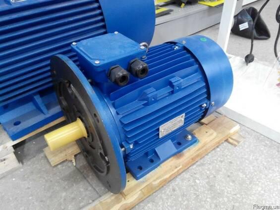 Электродвигатель АИР90L4 - 2,2кВт/1500 об/мин