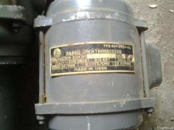Двигатели и статора на помпу Х14-22м
