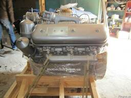 Двигатели ЯМЗ-236ДК . новый
