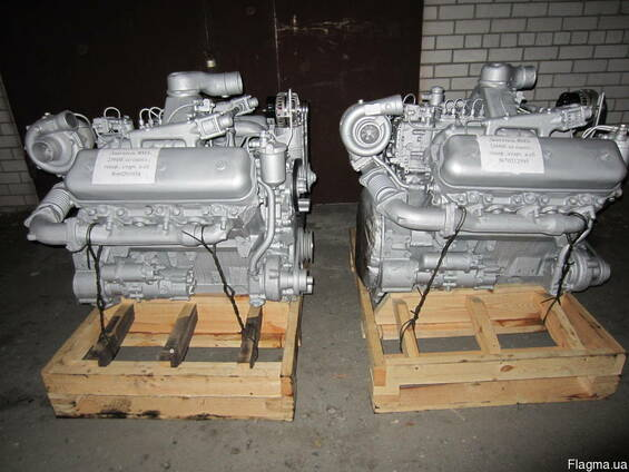 Двигатели ЯМЗ-236М2, ЯМЗ-236НЕ, ЯМЗ-236Д
