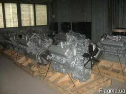 Двигатели ЯМЗ 236НК и ЯМЗ 236НБ