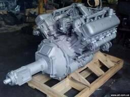 Двигатели ЯМЗ-238АК