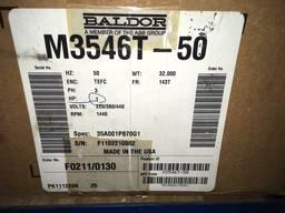 Двигун Baldor Reliance M3546T-50, 1HP