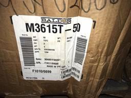 Двигун Baldor Reliance M3615T-50, 5HP